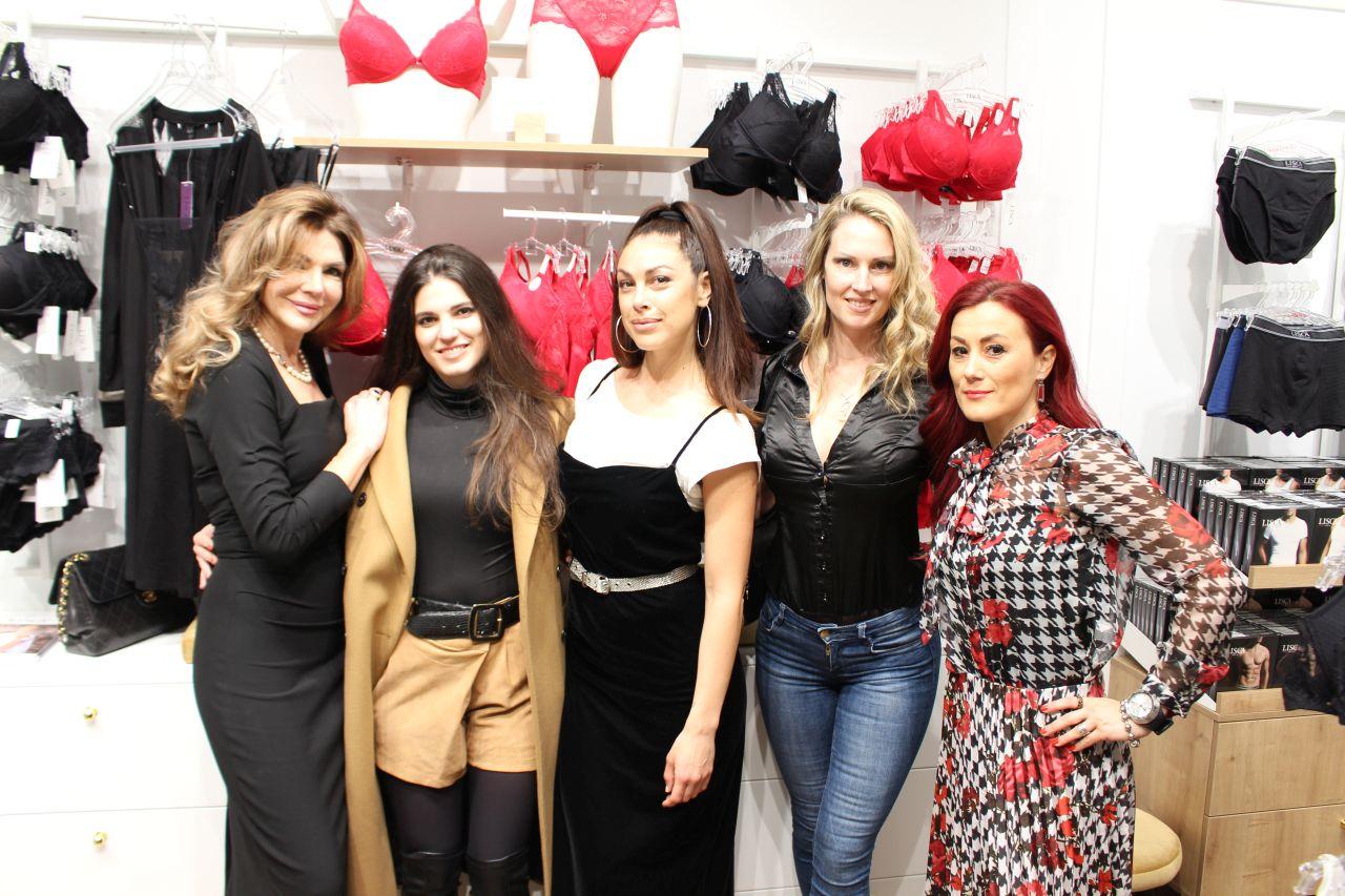 Tina Vukov, Daniela Gračan, Vedrana Linardić uživale u modnim kolekcijama