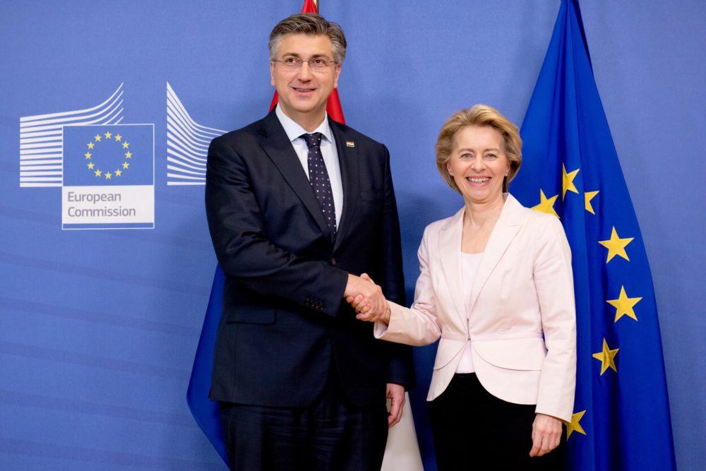 Plenković: Hrvatska je uspjela reafirmirati politiku proširenja EU-a