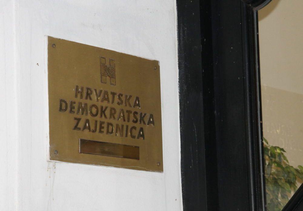 """Izborno povjerenstvo: Postupanje tzv. """"Inicijative HONG"""" potpuno izvan okvira Statuta HDZ-a"""