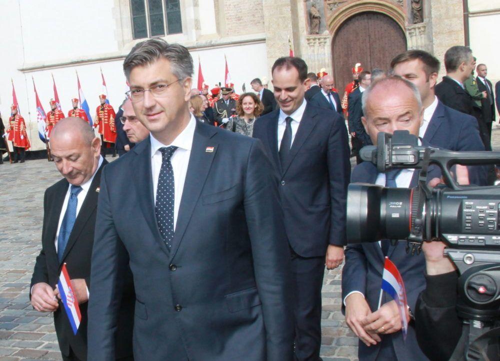 Krtice iz HDZ-a potkopavaju Plenkovića i svjesno dovode SDP na vlast?