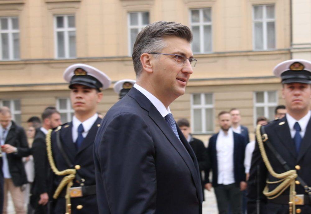HRVATSKI PREMIJER Plenković: Milanović govorio da HV napušta Afganistan pa potpisao odluku o njihovu slanju