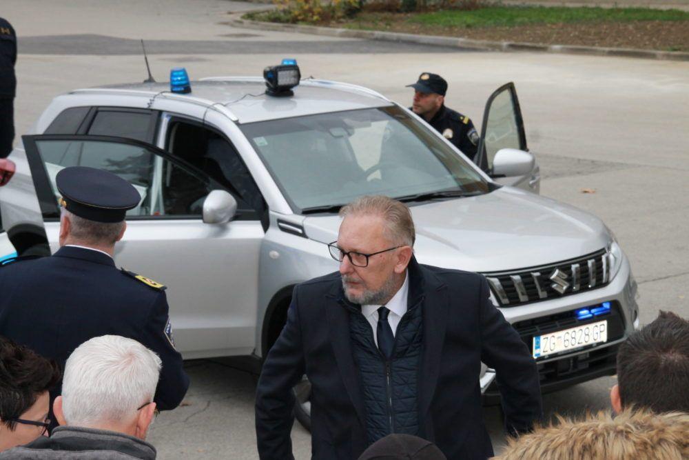 Božinović: Policija u slučaju ubojstva u Malom Lošinju pokazala svoju profesionalnost