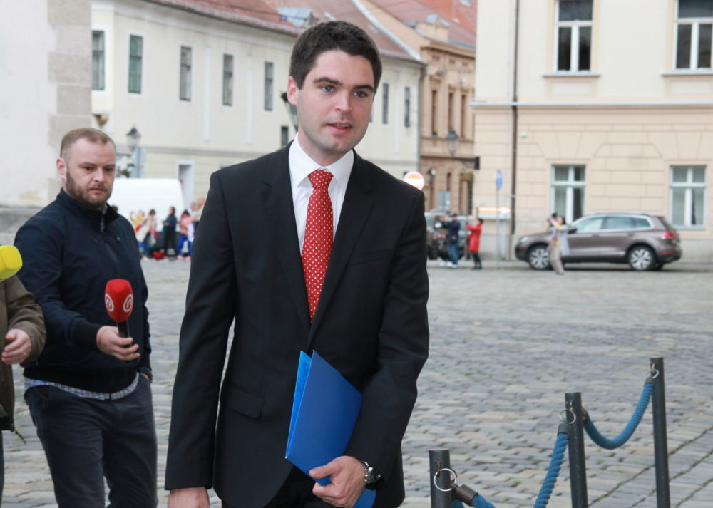 Ressler žali zbog bojkota rasprave eurozastupnika SDP-a o Hrvatskoj