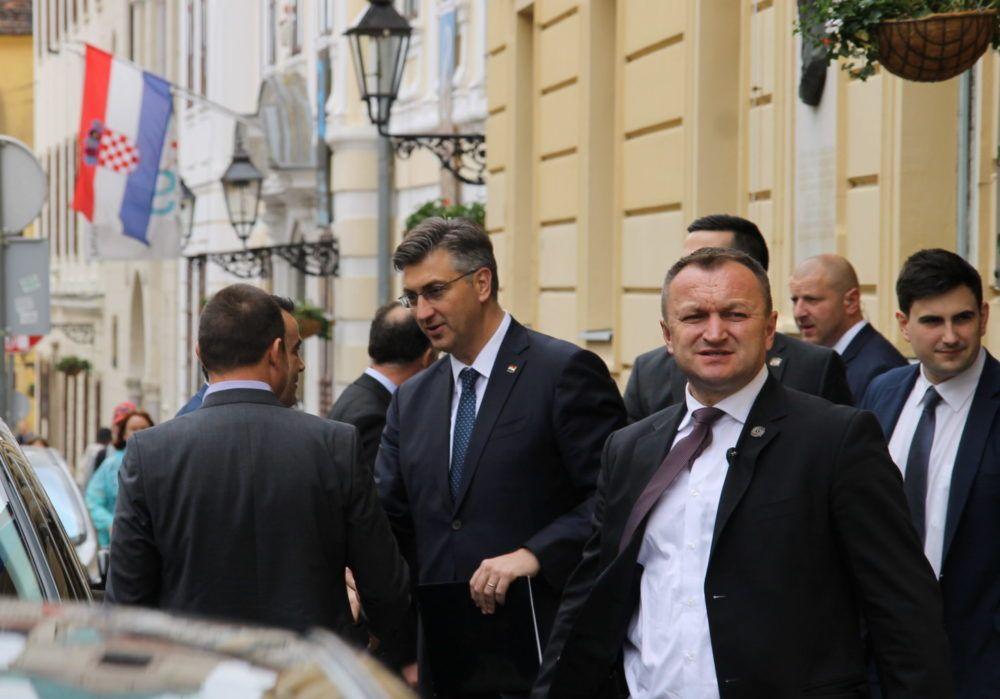 UNUTARSTRANAČKI IZBORI Plenković: Primjedbe oponenata su nevjerodostojne. Brkić je prvi htio s HNS-om