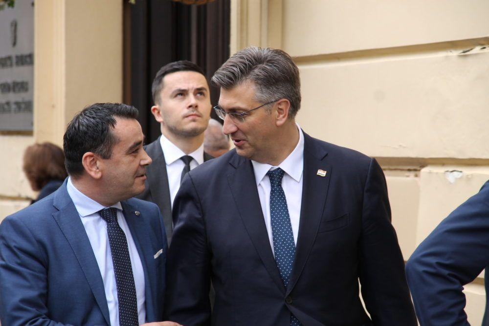 Plenković ne strahuje od Bandićeve uskrate potpore nakon rušenja GUP-a
