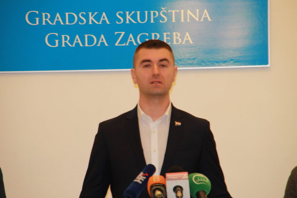Filipović (HDZ): U zagrebačkom proračunu troši se više nego što se uprihodi