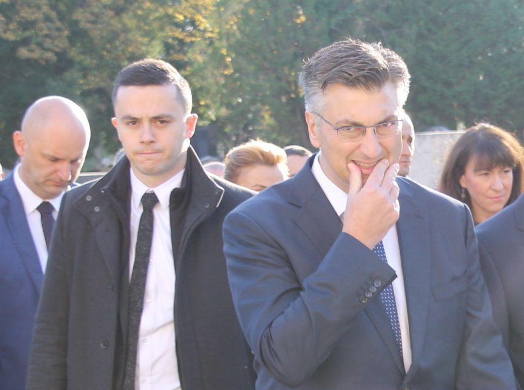 Plenković: Ako Jelenić ne da ostavku, Vlada će predložiti Saboru da ga razriješi