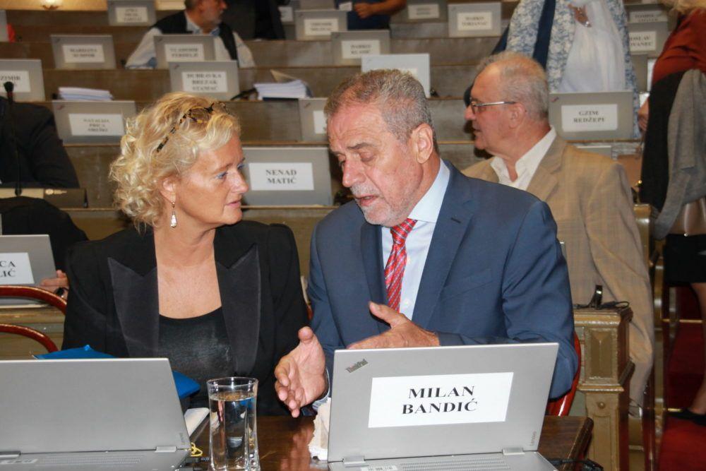 Pao Bandićev GUP, prethodno odbijeni svi HDZ-ovi amandmani
