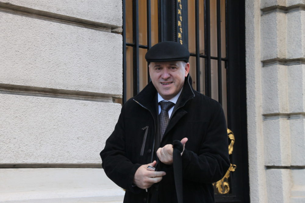 Predsjednik Kluba zastupnika HDZ-a Branko Bačić: HDZ prijedlogom zakona o udomiteljstvu jasno iskazao svoj svjetonazor