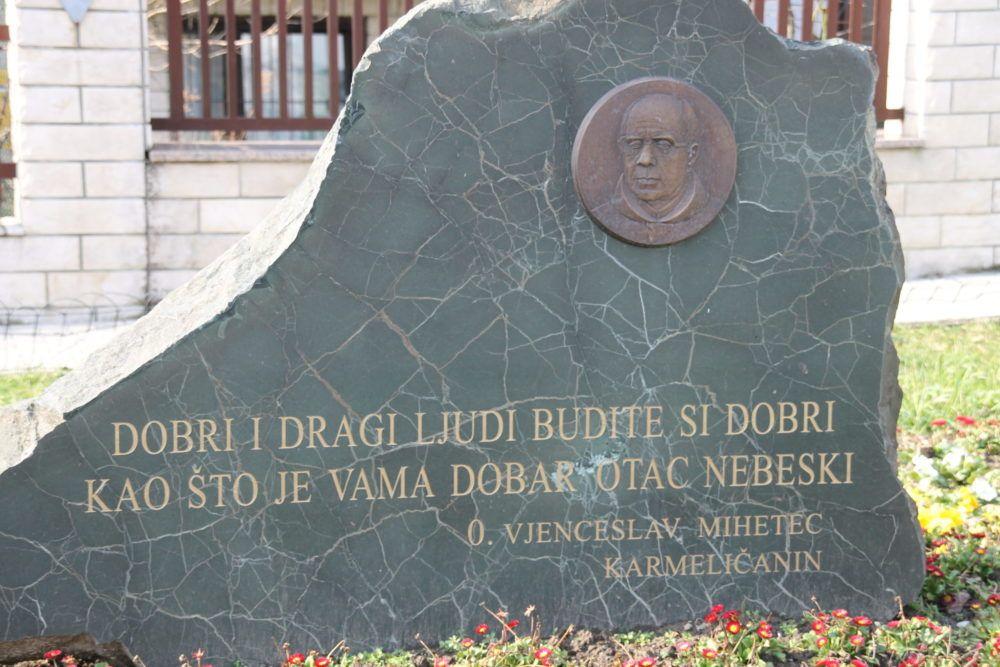 """PETA GODIŠNJICA SMRTI Sjećanje na o. Vjenceslava Miheteca: """"Duša remetskog romara"""""""