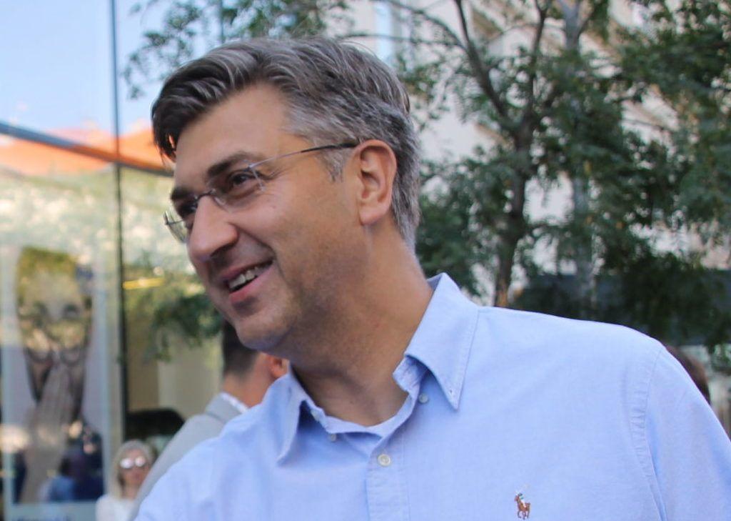 ODVAŽNO ZA HRVATSKU Plenković: Nema baš ničeg lijevog u politici HDZ-a ni ove Vlade