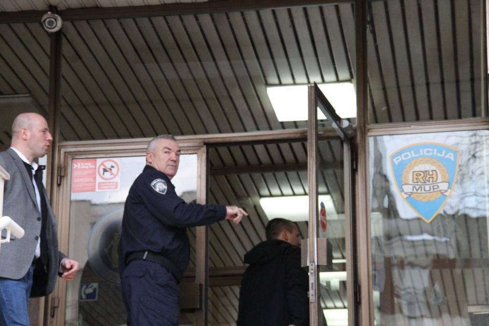 NACIONALNI STOŽER – Nikola Milina: Granična policija do sada profilirala 1.068 osoba