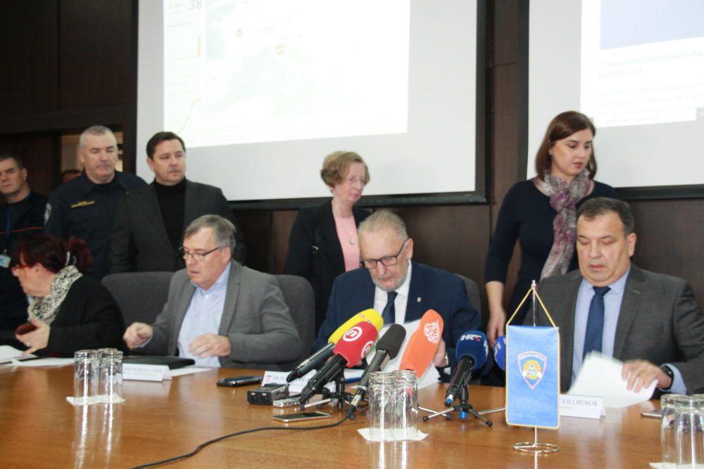 Nacionalni stožer: Nema novih oboljelih od koronavirusa u Hrvatskoj