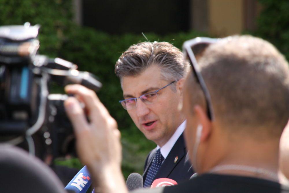 Plenković: Jelenićeva odluka odgovoran i ispravan čin
