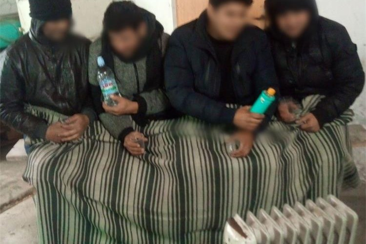 Hrvatski policajci u Baranji iz Dunava spasili četvoricu migranata