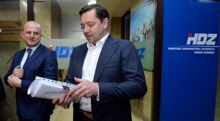 Mikulić: Zagrebački HDZ ulaže 15 amandmana na izmjene i dopune GUP-a
