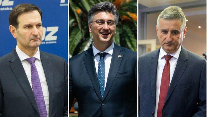 UNUTARSTRANAČKI IZBORI: Karamarko pomaže Plenkoviću? Ozbiljno ugrožava izglede desnog trijumvirata
