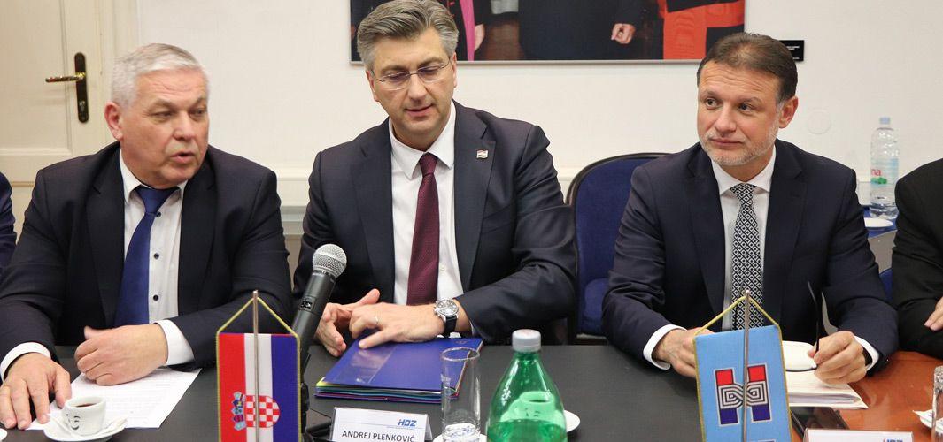 HDZ raspisao unutarstranačke izbore; Izbor predsjednika 15. ožujka