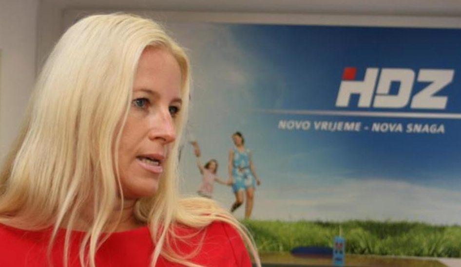 Središnje izborno povjerenstvo HDZ-a: Netočne izjave Silvane Oruč Ivoš, glasnogovornice stožera Mire Kovača o navodnim prijetnjama