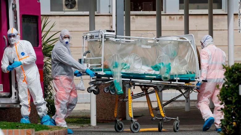 PANDEMIJA KORONAVIRUSA: Novi skok broja umrlih od Covida-19 u Italiji