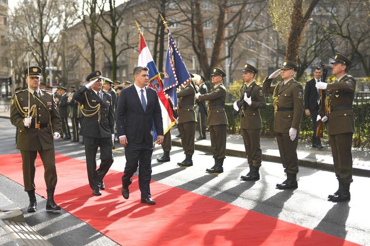 HRVATSKI PREDSJEDNIK Zoran Milanović: Ovog tjedna sastanak Vijeća za nacionalnu sigurnost