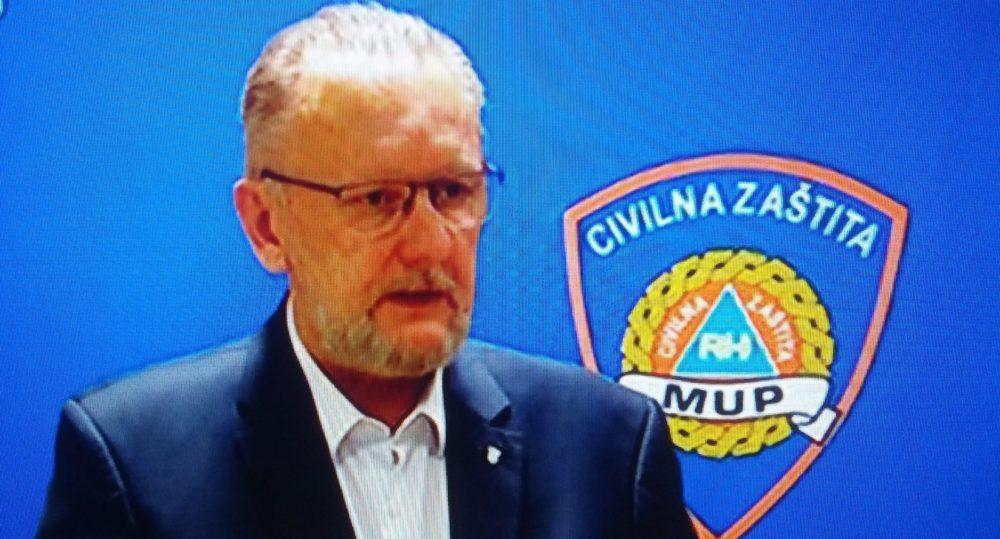 Božinović: Novih pet slučajeva koronavirusa, ukupno 24