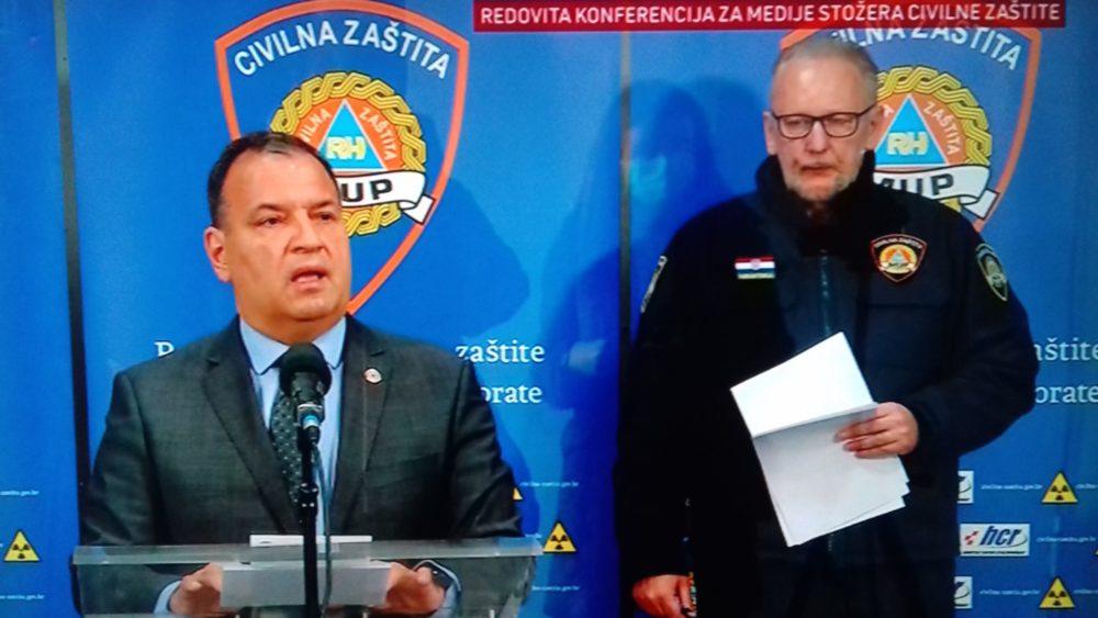 NACIONALNI STOŽER Ministar zdravstva Vili Beroš: U Hrvatskoj 56 novih slučajeva zaraze koronavirusa, šesti bolesnik preminuo