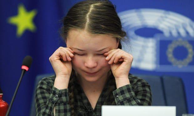 """Greta Thunberg: EU se samo """"pretvara"""" da poduzima mjere protiv klimatske krize"""