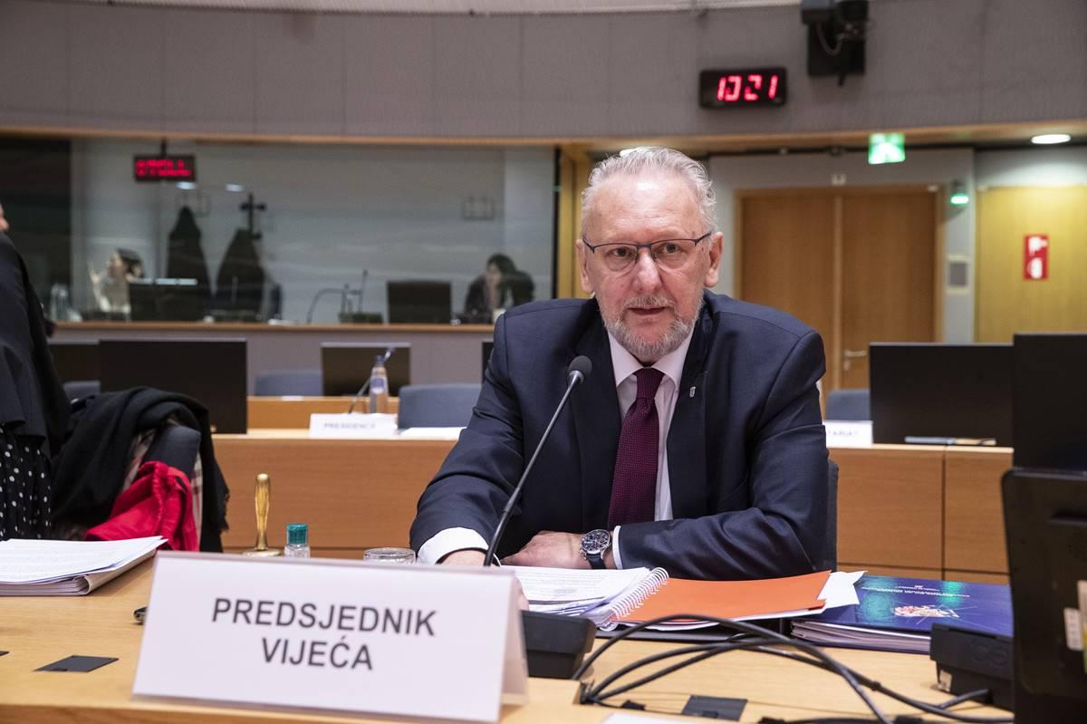 (VIDEO) HRVATSKI MINISTAR UNUTARNJIH POSLOVA Božinović: EU mora pokazati da ima odgovore na zabrinutost građana