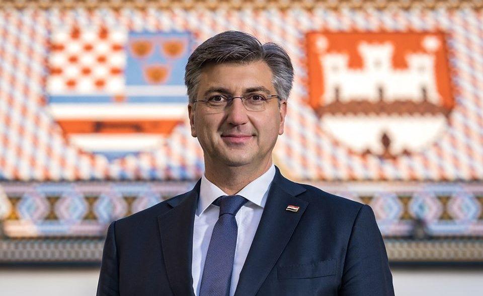 ODVAŽNO ZA HRVATSKU Andrej Plenković ponovno izabran za predsjednika HDZ-a