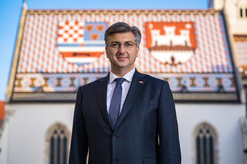 """ODVAŽNO ZA HRVATSKU Premijer i predsjednik HDZ-a Plenković: u stranci će biti mjesta i za """"one druge"""""""