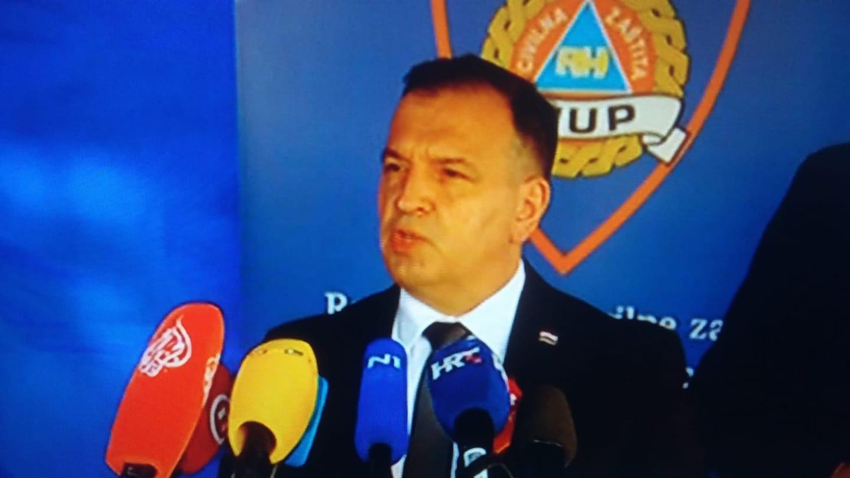 Ministar zdravstva Beroš: Nije izvjesno da je osoba u Istri umrla od koronavirusa