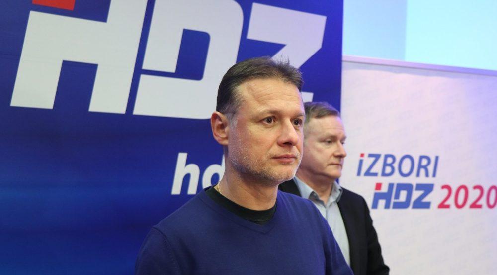 """Jandroković: """"Poruka članova HDZ-a je jasna, pružena je podrškapolitici predsjednika Plenkovića. Rezultati izbora pokazuju da je HDZ stranka desnog centra"""""""
