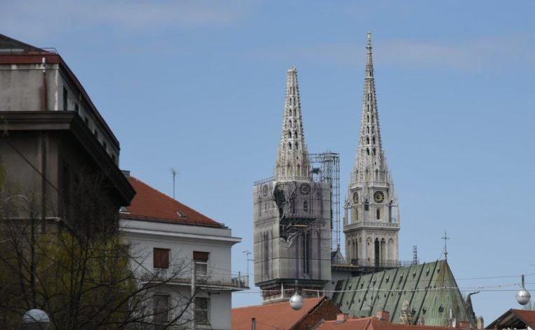 Dva potresa na području Zagreba jačine 3.2 i 2.2 prema Richteru