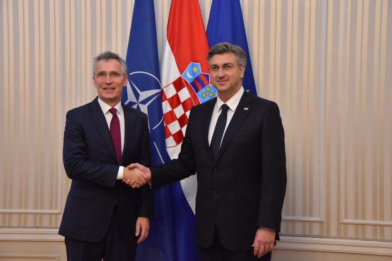 HRVATSKI PREMIJER Plenković o migracijskoj krizi: razmatramo sve opcije