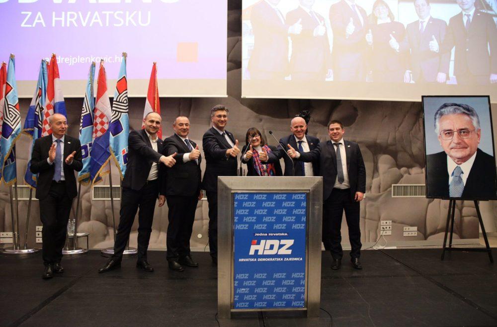 ODVAŽNO ZA HRVATSKU Plenković u Splitu: Pripremamo poticajnu mjeru za povratak naših ljudi iz inozemstva