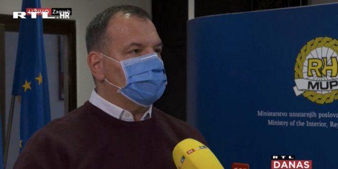 Beroš za Vijesti RTL-a: Još restriktivnije mjere ne uspijemo li značajnije spriječiti širenje zaraze koronavirusom
