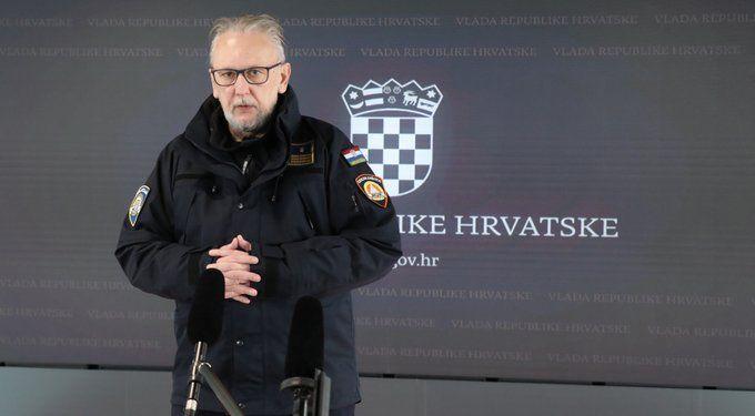 HGZ: Budimo ozbiljni i slušajmo upute nadležnih, posebno priznanje čelniku Stožera civilne zaštite Republike Hrvatske Davoru Božinoviću