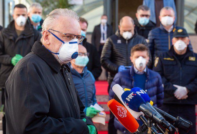(VIDEO) Božinović: Idemo prema sve strožim mjerama za kretanje