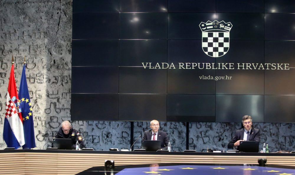 HRVATSKI PREMIJER Plenković najavio drugi set mjera pomoći gospodarstvu za idući tjedan