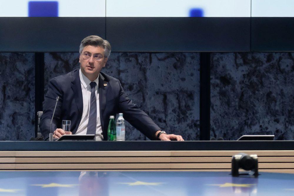 HRVATSKI PREMIJER Plenković: Mjere ćemo donositi u suradnji sa socijalnim partnerima