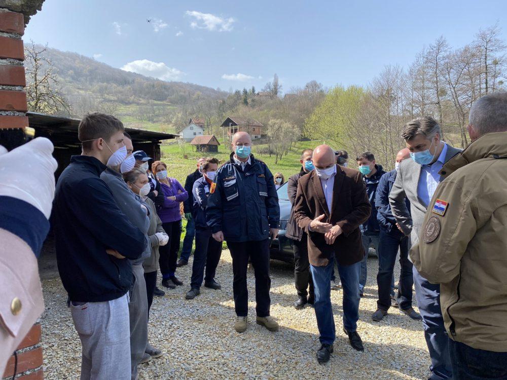 Plenković: Kriza gora od one 2008. slijede novi paketi pomoći gospodarstvu