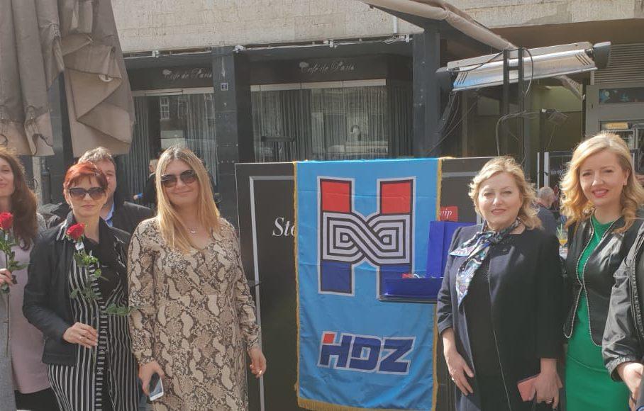 MEĐUNARODNI DAN ŽENA Zajednica žena HDZ-a Katarina Zrinski: Ženska snaga potrebna društvu i gospodarstvu