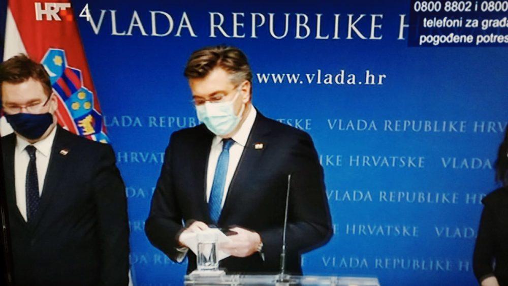 """Vlada otvorila račune za donacije pogođenima potresom i zaraženima koronavirusom: """"Zajedno za Zagreb"""" i """"Hrvatska protiv koronavirusa"""""""