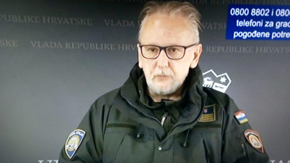 (VIDEO) Božinović razočaran što postoje oni koji za osobnu zaradu koriste krizu uslijed zaraze koronavirusom: Nećemo zaboraviti kako se tko ponašao tijekom krize