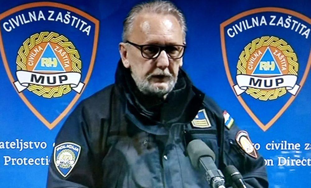 Davor Božinović postao omiljeno lice koje ulijeva sigurnost i koje poručuje da nema mjesta panici ali ima oprezu