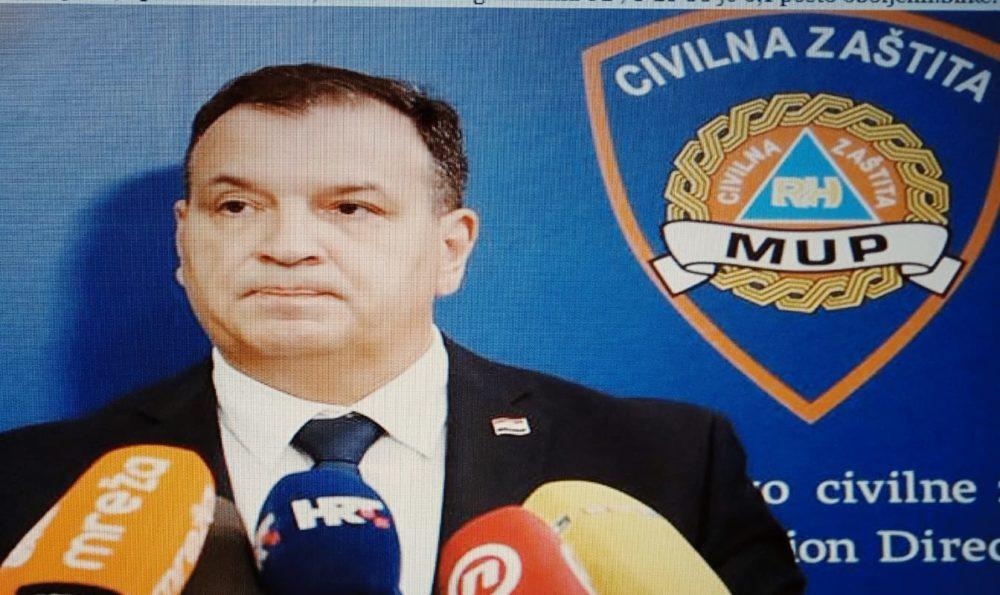 Ministar zdravstva Vili Beroš: Nije bilo propusta u radu KBC-a Osijek