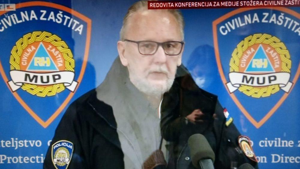 """Božinović: Utvrđeno 865 slučajeva kršenja samoizolacije. """"Ulazimo u kritično važno razdoblje sljedećih nekoliko tjedana. Moramo izdržati u ovom režimu"""""""
