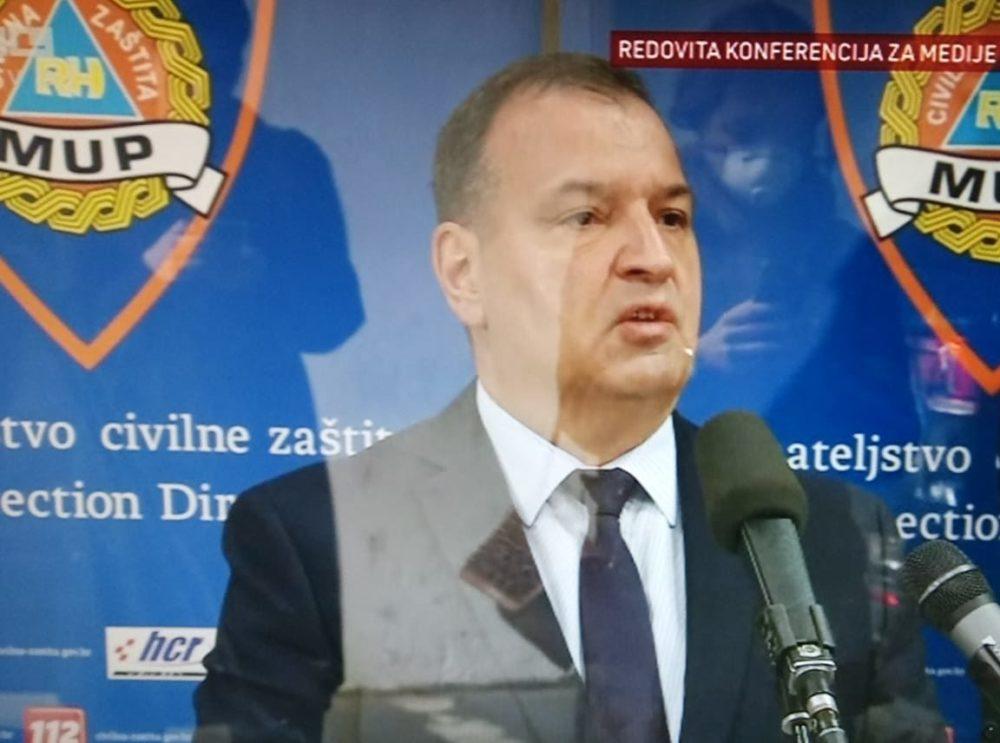 Ministar zdravstva Vili Beroš: 56 novih slučajeva koronavirusa, 551 ukupno zaraženih u Hrvatskoj