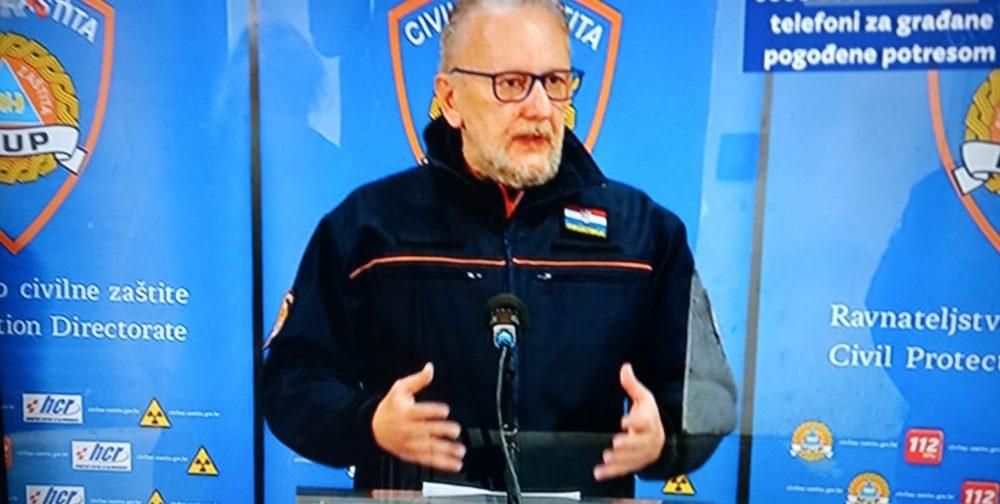 Božinović: Mjere koje smo poduzeli su dosta striktne i daju određene rezultate, trenutno ne planiramo nove mjere